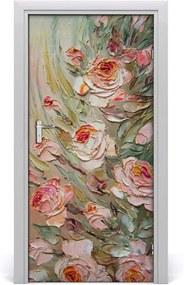 Fototapeta samolepiace  ruže