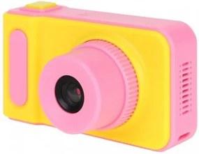 8941 DR Detský digitálny fotoaparát Ružová