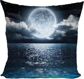 Vankúš Mesiac (Veľkosť: 55 x 55 cm)