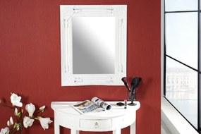Bighome - Zrkadlo SPECULUM 55x45 cm - biela