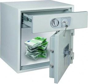 Rottner  vhozový systém D1-100 EL/DB - Rottner Trezor s vhozem D1-100 EL/DB