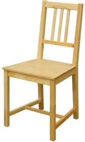 OVN stolička IDN 869 masív smrek lakovaná