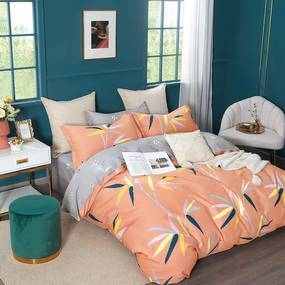 HOD Luxusné bavlnené obliečky MILANO 49 DELUXE na zips 140x200cm