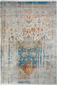 Obsession koberce Kusový koberec Laos 453 BLUE - 80x150 cm