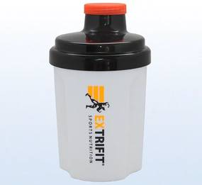 Šejkr Extrifit 300 ml white