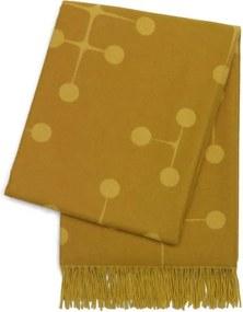 Vitra Vlnená prikrývka Eames, mustard