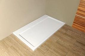 GELCO - IRENA sprchová vanička z liateho mramoru, obdĺžnik 120x80x3,5cm (HI12080)