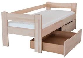 Posteľ PERSIA Rozmer - postelí, roštov, nábytku: 80 x 200 cm