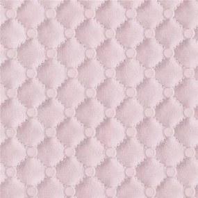 Vliesové tapety na stenu IDEA OF ART 42513-50, imitácia koženky ružová, rozmer 10,05 m x 0,53 m, P+S International