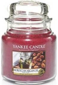 Yankee candle MOROCCAN ARGAN OIL STREDNÁ SVIEČKA 1332205