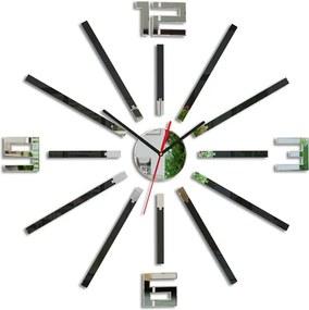 Moderné nástenné hodiny SHEEN NH038