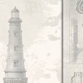 Tapeta Bimago - Architectural wonders + lepidlo zadarmo rolka 50x1000 cm