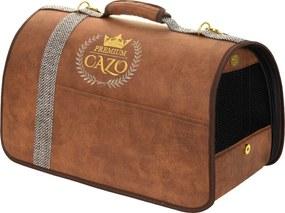 Prepravná taška pre mačky a psov Premium 50×27×26 cm