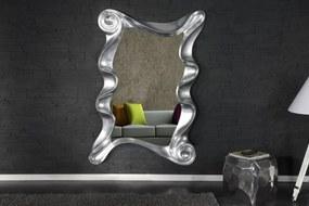 Nástenné zrkadlo Alice strieborné 160 cm