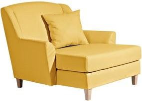 Žltá koženková leňoška Max Winzer Judith