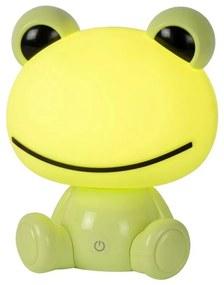 Detské svietidlo LUCIDE DODO Frog LED Zelená 71592/03/85