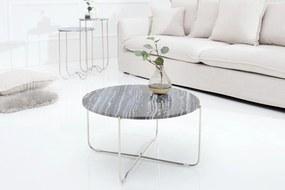 Konferenčný stolík Bristol / šedá
