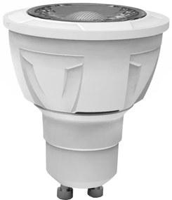SKYlighting LED bodové svietidlo, 9W, GU10, 30°, 230V, 3000K, 670lm, teplá biela, stmievateľná