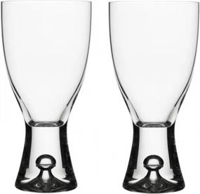 Poháre na biele víno Tapio 0,18l, 2ks, číre Iittala