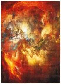 Koberec LE REVE 7 červený - 122x183 cm