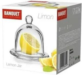 Banquet Dóza na citrón LIMON 9,5 cm
