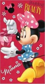 Javoli Uterák Disney Minnie 35 x 65 cm vz.1