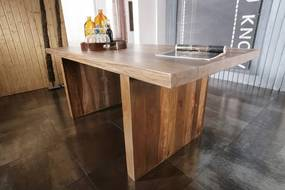 Masiv24 - BARON Jedálenský stôl Štandard 240x100 cm, palisander