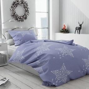 Bavlnené obliečky Tereza svetlo fialové
