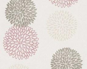 tapety na stenu Blooming 372644