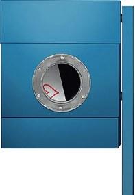 Schránka na listy RADIUS DESIGN (LETTERMANN 2 blue 564N) modrá