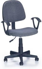 Halmar Detská stolička Darian - šedá