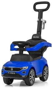 MILLY MALLY Nezaradené Detské odrážadlo s vodiacou tyčou VOLKSWAGEN T-ROC Milly Mally modré Modrá |