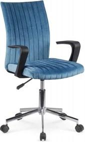 Detská stolička DORAL modrá Halmar