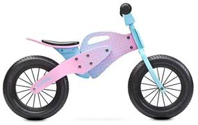 TOYZ Toyz Enduro 2018 Detské odrážadlo bicykel Toyz Enduro 2018 pink Ružová |