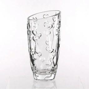 Altom Sklenená váza Hiacynt, 19 cm