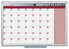 Magnetická mesačná plánovacia tabuľa Tansy