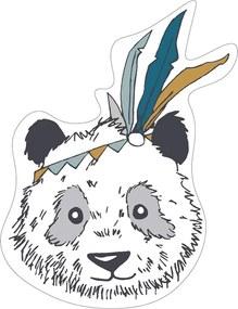 TODAY KIDS dětský polštářek Child of the Forest 40x25 cm - Panda