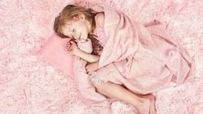 MAXMAX Plyšový detský koberec MAX SVETLE RUŽOVÝ ružová