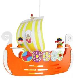 Elobra Viking ship Orange 125724