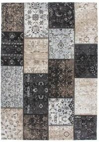 Lalee koberce Kusový koberec Cocoon COC 990 Silver - 80x150 cm