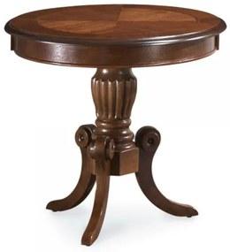 Konferenčný stolík Jack tmavý orech