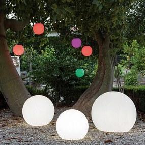 Newgarden Buly stojaca lampa guľa, Ø 30 cm