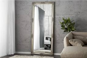 Zrkadlo Renesanc 8884 185x75cm Strieborné -Komfort-nábytok