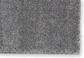 Schöner Wohnen-Kollektion - Golze koberce Kusový koberec Pure 190004 Silver - 80x150 cm