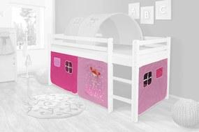 MG Záclonka na vyvýšenú posteľ POLA/SORO - viac motívov Motív: Princess