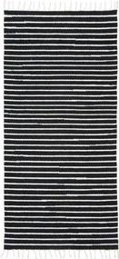 Koberec Aitta: Čierno-biela 80x200 cm