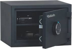NABBI Home Safe 20 žiaruvzdorný trezor s elektronickým zámkom čierna
