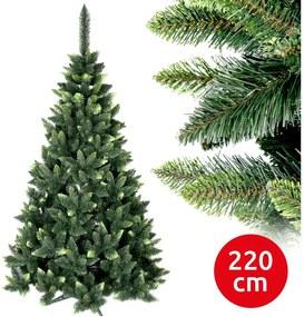 ANMA Vianočný stromček TEM II 220 cm borovica AM0057
