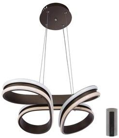 Venti LED Luster na lanku LED/96W/230V pr. 630 VE0139