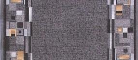 Associated Weavers koberce Protiskluzový běhoun na míru Bombay 97 - šíře 67 cm s obšitím